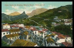 S. NICOLAU - RIBEIRA BRAVA - Vista Parcial  Carte Postale - Cap Vert