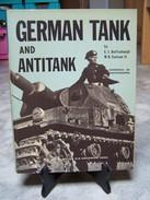 German Tank An Antitank In World War II -  Hoffmann Tantum - 1968 - Guerre 1939-45