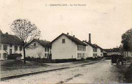 CPA - GRANDVILLARS (90) - Aspect De La Cité Blanche En 1917 - Grandvillars