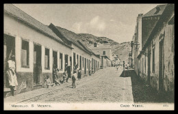 SÃO VICENTE - MINDELO (Ed. Auty Series  Nº 4034 )   Carte Postale - Cap Vert