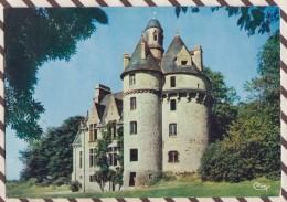 6AI4439 ENVIRONS DE GUINGAMP COADOUT CHATEAU DU BOIS DE LA ROCHE    2 Scans - Guingamp