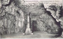 80 - Naours (Somme) - Souterrains-refuges - La Salle Des Ancêtres - Naours