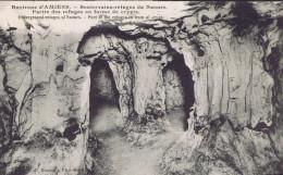 80 - Naours (Somme) - Souterrains-refuges - Partie Des Refuges En Forme De Crypte - Naours