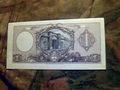 Billet De Banque D Argentine 1 Peso Neuf Ttbe - Argentine