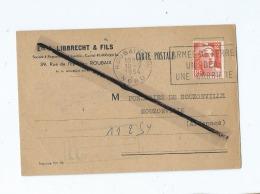 Carte Postale   -  Ets A.Libbrecht & Fils -  Roubaix - Roubaix