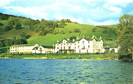 CUMBRIA - WINDERMERE - LOW WOOD HOTEL - 4 DIFFERENT CARDS  Cu1136/39 - Cumberland/ Westmorland