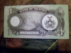 Billet De Banque Du Biafra One Pound NEUF TBE - Non Classés