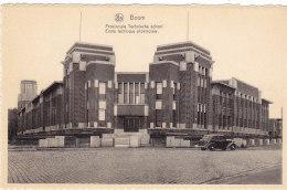 Boom - Provinciale Technische School (oldtimer, Huis Lux.) - Boom