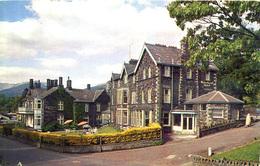 CUMBRIA - AMBLESIDE - WATERHEAD HOTEL - 2 DIFFERENT CARDS  Cu1153/54 - Cumberland/ Westmorland