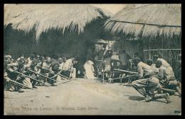 SÃO VICENTE-  Uma Missa No Campo ( Ed. João Joaquim Ferreira Nº 20)carte Postale - Cap Vert