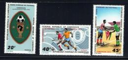 1972  Coupe Africaine De Football  ** - Cameroon (1960-...)