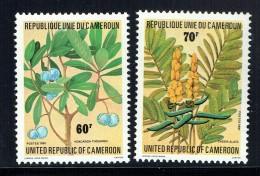 1981  Plantes Médicinales  ** - Cameroon (1960-...)