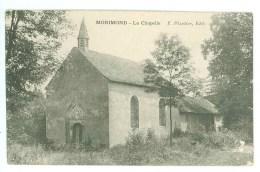 52 -- MORIMOND -- LA CHAPELLE - Autres Communes