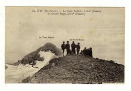 Cpa N° 39 SIXT La Tour Solière 3180m. Le Grand Ruan 3070m. - Sixt-Fer-à-Cheval