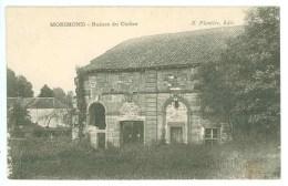52 -- MORIMOND -- RUINES DU CLOITRE - France