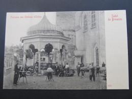 AK BROUSSE Fontaine Bursa Ca.1900 /// D*21350 - Türkei
