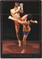 Thai Boxing - MUAY THAI - Boxe Thailandaise - Not Used - Cartoline