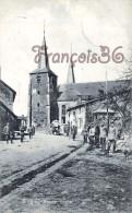 (55) Meuse - Sivry Sur Meuse - Kirche - Eglise 1916 Carte écrite En Allemand - 2 SCANS - France