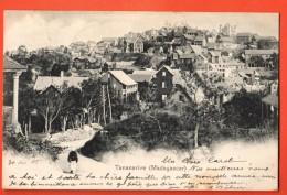HBY-16  Tananarive Antananarivo . Précurseur. Circulé En Suisse Avec Timbre Suisse En 1905. Cachets Bern Et Baulmes - Madagascar