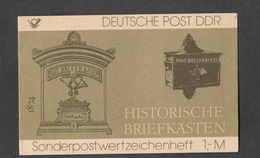DDR ** SMHD 22 Briefkästen Komplett Mit Marken - DDR