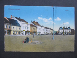 AK MARAMAROSSZIGET Sighet Marmatiei 1916  Feldpost /// D*21366 - Rumänien