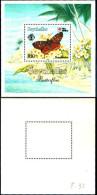 84466) Seychelles-1991- Phila Nippon 91-tokio-BF-n.37-nuovo - Seychelles (1976-...)