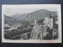 AK HASELBURG Ruine Kuebach B.Bozen  Prägekarte Ca.1910/// D*21382 - Bolzano (Bozen)