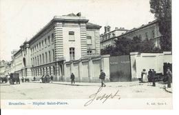 Bruxelles - Hôpital Saint-Pierre - Gesundheit, Krankenhäuser