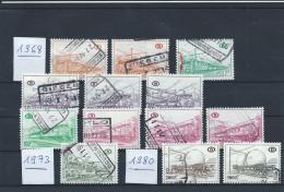 Belgique - Timbres Colis Postaux, Chemins De Fer - 1952-....