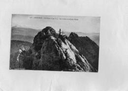 C0311 - GRENOBLE - Le Néron Les Arêtes Et La Croix Ulrich - Grenoble