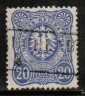 GERMANY   Scott # 32 VF USED - Deutschland