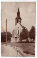 LE MESNIL SAINT DENIS--1951--L´église  14 X 9  Collec Roché  ....pas Très Courante - Le Mesnil Saint Denis