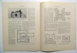 L'ARCHITECTE 1926 _ SHELTON HOTEL New York _ HARMON, LE CORBUSIER _ Grenoble Exhibition _ ARCHITETTURA TAVOLE PROGETTI - Giornali