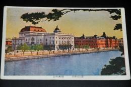 2- Postkaart Uit Yokohama - Yokohama