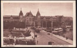 Amsterdam, Centraal Station (00129) - Amsterdam