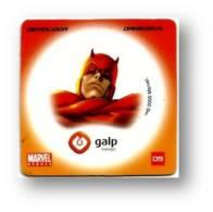 MARVEL HEROES - DEMOLIDOR - DAREDEVIL - GALP ENERGIA N.º 09 - PORTUGAL - Marvel Heroes