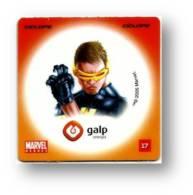 MARVEL HEROES - CICLOPE - GALP ENERGIA N.º 17 - PORTUGAL - Marvel Heroes