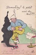 Illust.  ?  ---HUMOUR---Demandez ! Le Petit Vent Du Nord !!!--voir 2 Scans - Other Illustrators