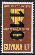 Guyana SG831 1981 Definitive 110c On 10c Unmounted Mint [17/16142/1D] - Guyana (1966-...)