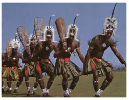 (4000) Australia - Native Australian Dancers Torres Strait Islands - Aborigènes