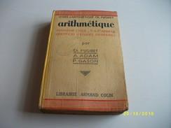 Arithmétique 1942 - 12-18 Ans