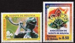 BOLIVIE / BOLIVIA 2007. Centenaire Du Scoutisme. Scouts (2)