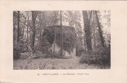 G , Cp , 77 , CRÉCY-en-BRIE , Les Minimes , Vieille Tour - Autres Communes
