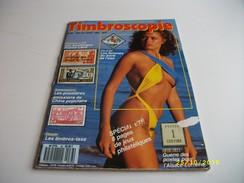 Timbroscopie N°38 Juillet-août 1987 TBE - Tijdschriften: Abonnementen