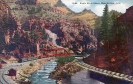 Eagle River Canon, Near Belden - Colorado - Etats-Unis