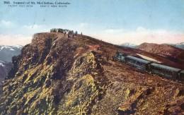 Summit Of Mt Mcclellan - Colorado - Gray's Peak Route - Etats-Unis