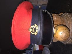 Képi Police Royaume Uni - Police & Gendarmerie