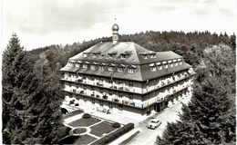 Allemagne - Sanatorium Buhlerhöhe - 2 Karte - Hochschwarzwald
