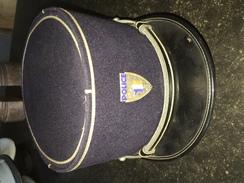 Kepi Français Insigne Email - Police