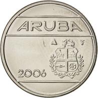 Aruba, Beatrix, 10 Cents, 2006, Utrecht, SPL+, Nickel Bonded Steel, KM:2 - [ 4] Colonies